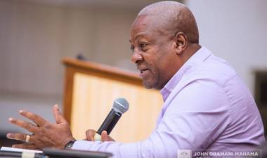 I've no confidence in current EC leadership – Mahama
