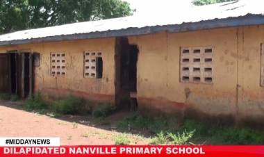 Mion: Angry parents threatened to withdraw their wards from school over dilapidated structure.