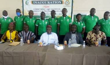 Tamale Metro Football Association (TMFA) inaugurated