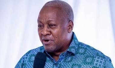 North East Region will get University in my next government – Mahama