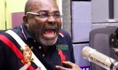 'We'll burn all your houses' – Kennedy Agyapong to Mahama