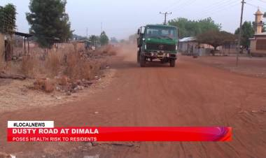 N/R: How Kpalsi-Dimala dusty road is causing lives of residents in Sagnarigu