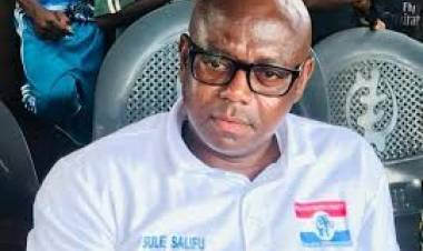 Agenda 4 More for Samba is on Course: He must go Unopposed – Communication Director, NPP