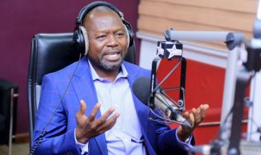 We never said Mahama won the election - Domonic Ayine