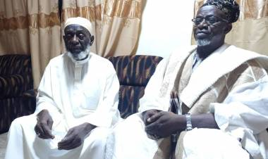 Zung Naa Pays Courtesy Call On Prominent Chiefs And Muslim Clerics In Northern Region