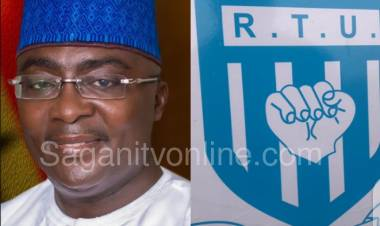 Dr. Bawumia Donates GH¢100,000 to RTU to Boost their Chance of qualification into Ghana Premier League
