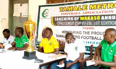 TaMFA Launches Juvenile Football Ahead of League Next Week