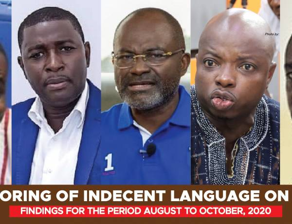 Elections 2020: Meet the Champions of Abusive Language on Radio
