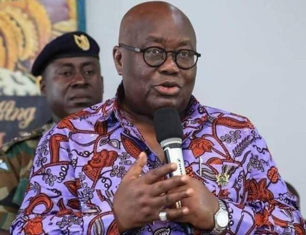 Give me four more years to make Ghana better – Akufo-Addo to Ghanaians