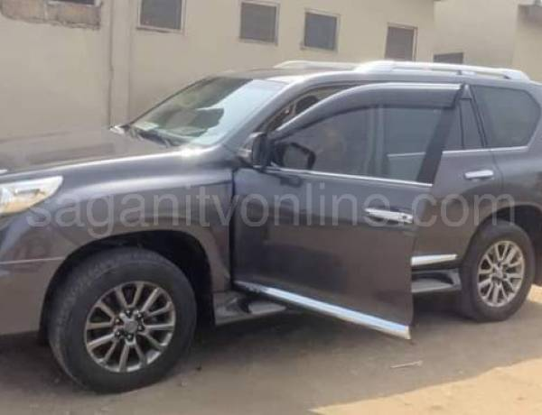 Pastor's car stolen by armed robbers at his private residence in Kanvili-Tunayili