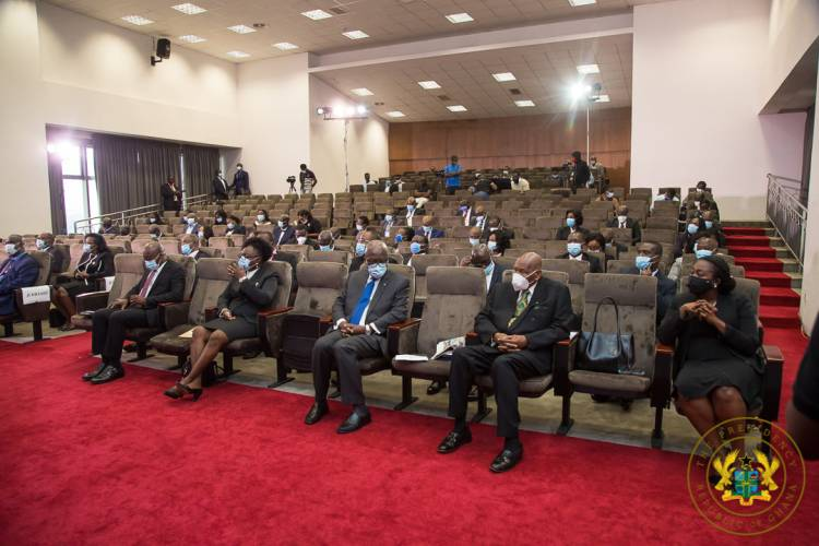 ECOWAS is unhappy with the Military takeover in Mali – Nana Addo