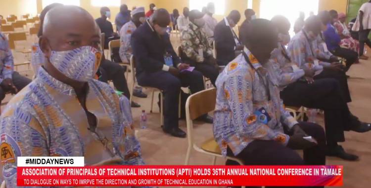 Association of Principals of Technical Institutions holds 36th national annual conference in Tamale