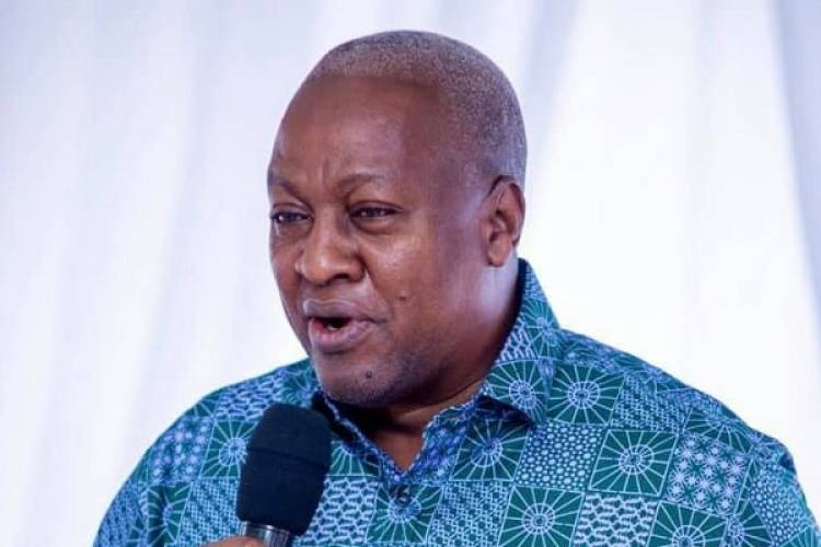 Akufo-Addo government not dealing with secessionist groups seriously – Mahama