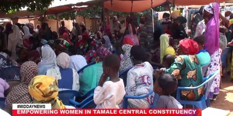 N/R: 'Democrat Ladies' trains over 100 women in soap production