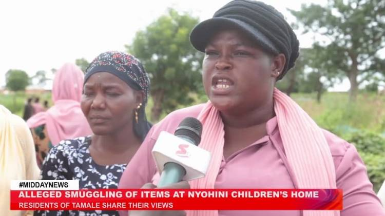 People of Nyohani still in shock after caretaker was caught 'stealing' items meant for orphans