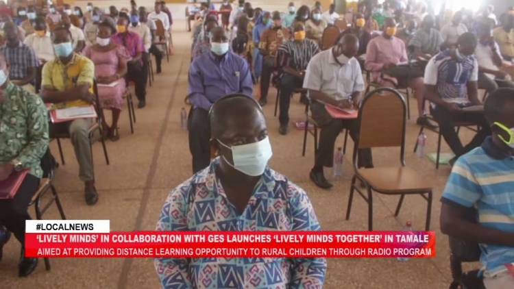 GES launches 'Lovely Minds Together' in Tamale