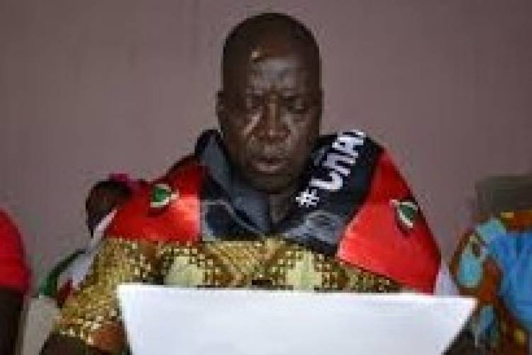 Rawlings would not be buried until we win power – NDC Secretary
