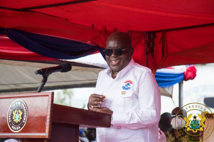 Akufo-Addo is not Corrupt – NDC Chairman Confesses