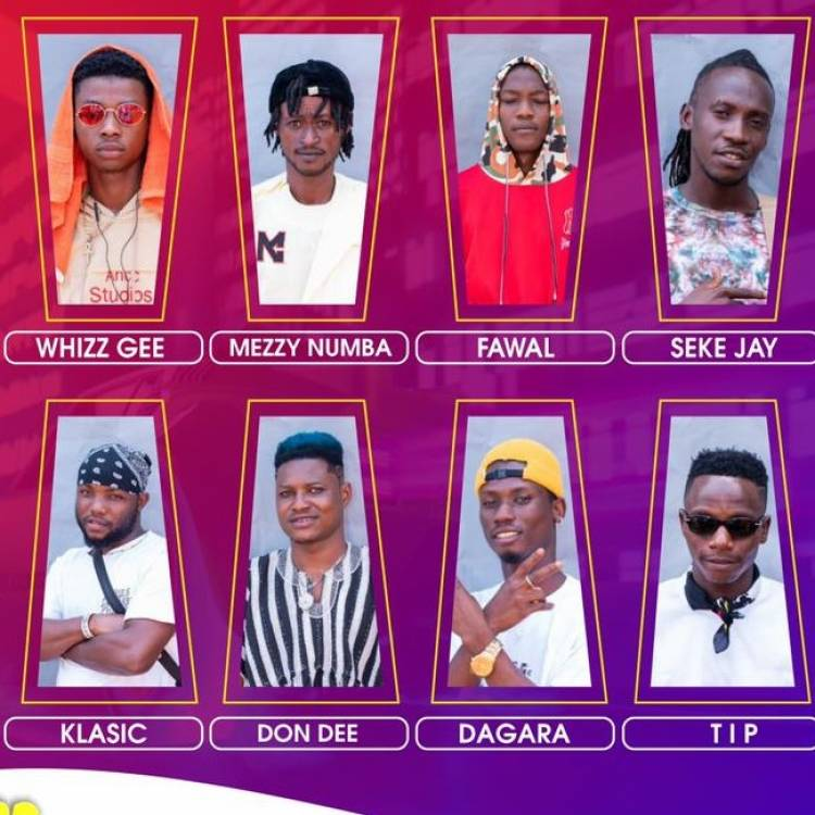 Who Wins Chop Da Mic III as 8 Contestants make it  to the Grand Finale