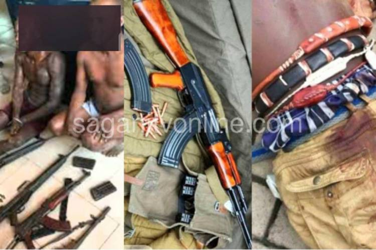 Notorious Armed Robber arrested by Police
