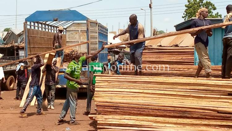 N/R: Lands Commission refutes Minority leader's claim over the sale of Timber Market