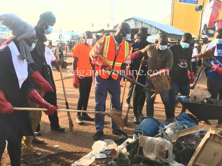 Saving Tamale of filth: Regional minister launches operation 'Clean Northern Region'